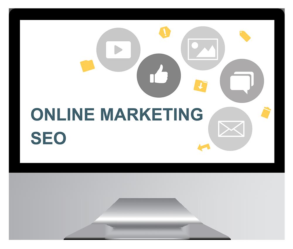 Online Marketing / SEO